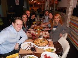 Restaurantes madrid men cenas de navidad - Restaurantes navidad madrid ...