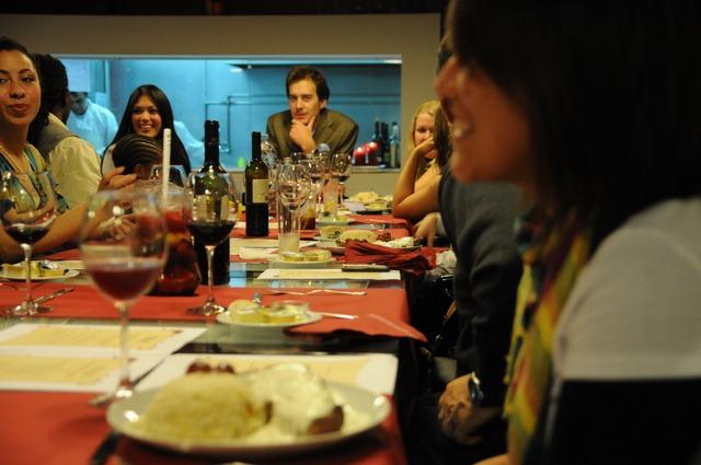 Restaurantes originales en madrid para cenas - Restaurantes navidad madrid ...