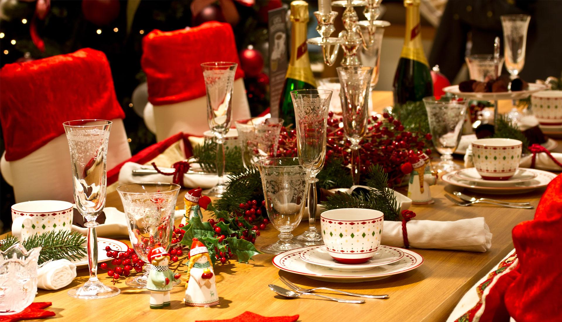 Cenas de Navidad